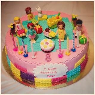 Birthday Cake Designs For Friends : LEGO Friends Inspire Girls Globally: LEGO Friends Birthday ...