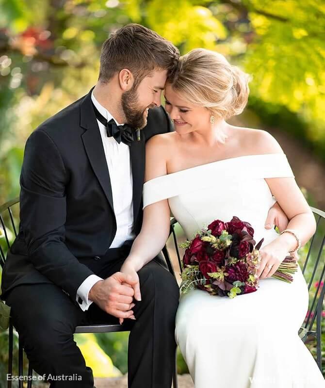 0f96acd5f3eed Essense of Australia Spring 2019 Wedding Dresses - World of Bridal