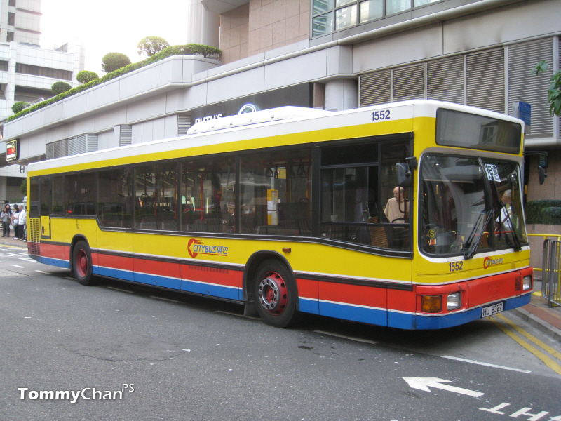 tÖmiCaN bus: 城巴12A / 12M常用車:MAN NL262/R