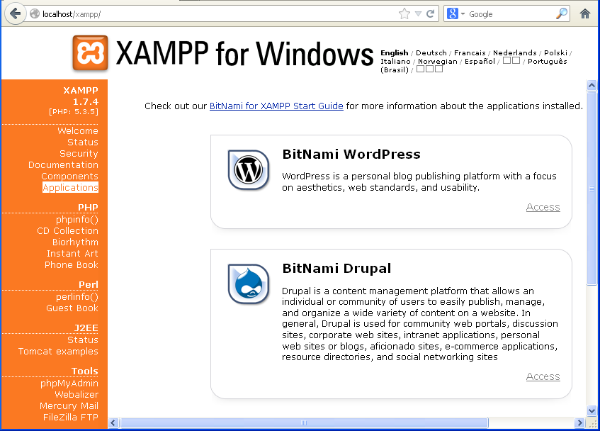 Download Software Xampp Terbaru Gratis