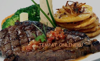 resep steak daging saus sederhana