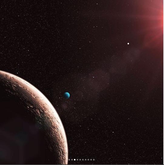 بالصور الكواكب السبعة الجديدة ... تعرف على كواكب ناس الجديدة ... ابرز 10 معلومات  عن الكواكب السبعة الجديدة