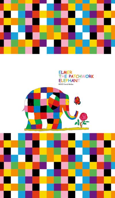 THE PATCHWORK ELEPHANT