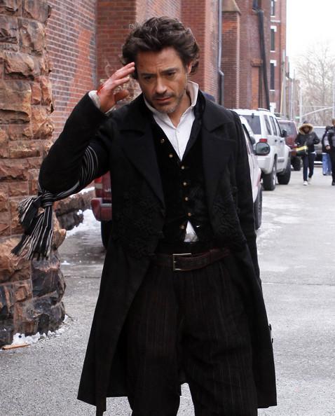 I would Kill for Fashion: Robert Downey Jr