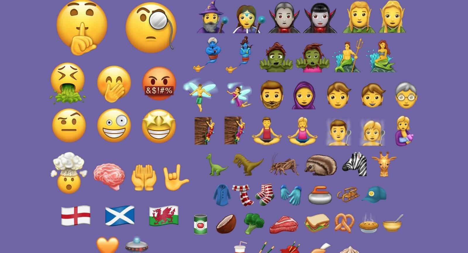 Unicode Consortium announcing The Unicode® Standard, Version 10.0 which has officially added 56 new emoji characters which is likely to come with the final release of iOS 11