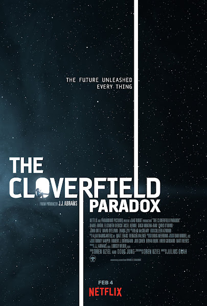 Poster of The Cloverfield Paradox (2018) Full Movie [English-DD5.1] 720p HDRip ESubs Download