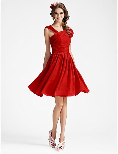 Vestidos rojos de graduacion
