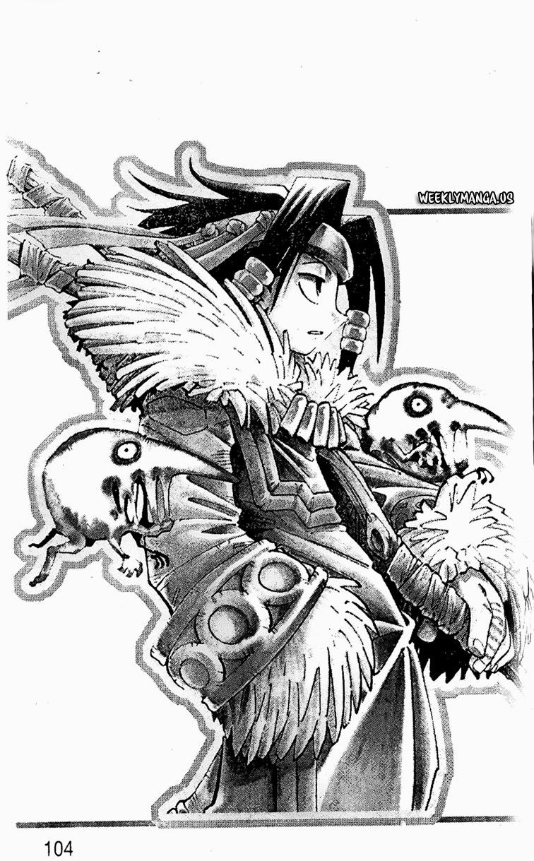 Shaman King [Vua pháp thuật] chap 171 trang 2
