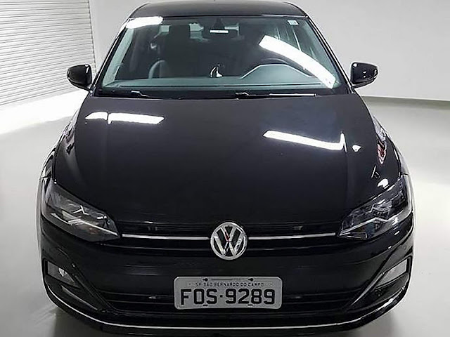 Volkswagen Virtus 2018 (Polo Sedan)