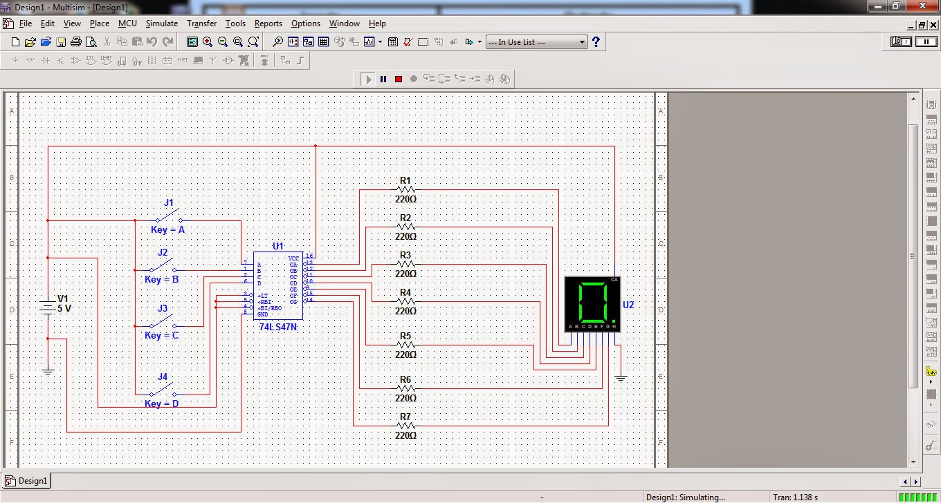 logic diagram for bcd to 7 segment decoder [ 1360 x 728 Pixel ]