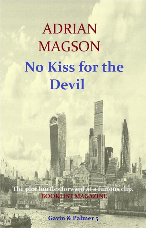 NO KISS FOR THE DEVIL