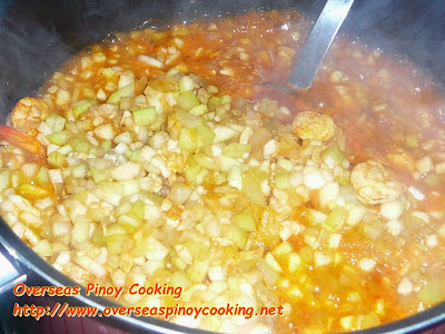 Batso nga Tabungao - Cooking Procedure