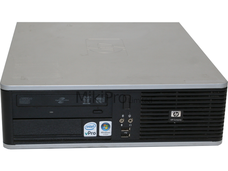 driver hp compaq dc7800 small form factor