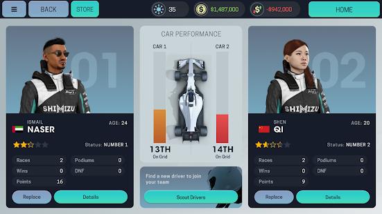 Motorsport Manager Mobile 3 Mod Apk Full