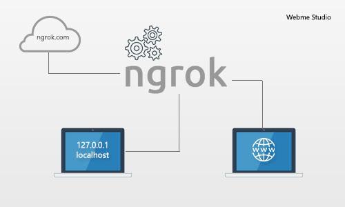 Cara Membangun Web Server Public Dengan Ngrok