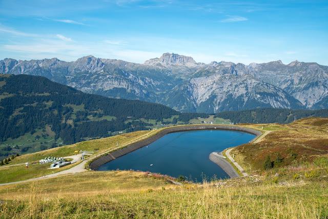 Seetalwanderung und Klettersteig Hochjoch  Silvretta Montafon 20