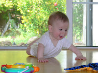 Tummy Time Builds Head Control and Strength