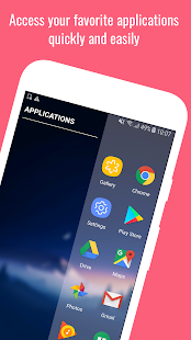 Edge Action: Edge Screen, Sidebar Launcher v1.4.4 [Premium] APK