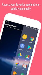 Edge Action: Edge Screen, Sidebar Launcher v1.4.4 [Premium] APK