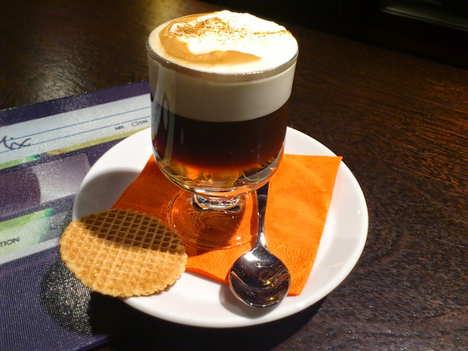 cafeina café bar nespresso ser vitoria madrid carajillo