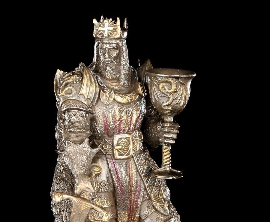 Mitos e Lendas: Rei Artur e o Santo Graal
