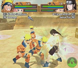 Naruto: Uzumaki Chronicles (PS2) 2006