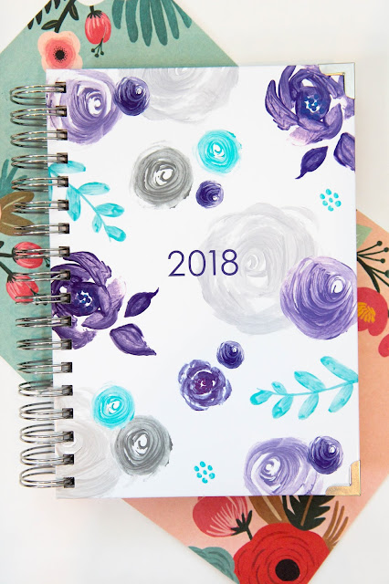Ashley Shelly 2018 Planner Review