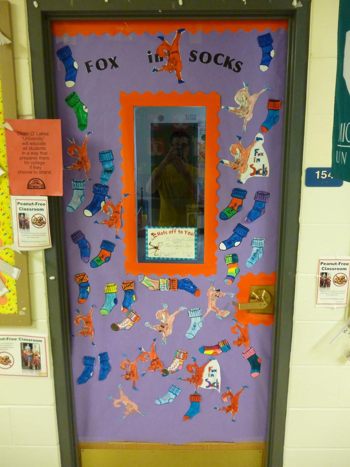 Seuss Door Decorating Results