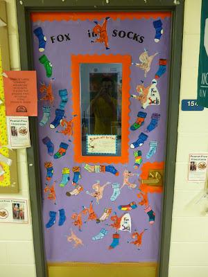 Seuss Door Decorating Results