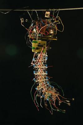 Arte con cosas recicladas