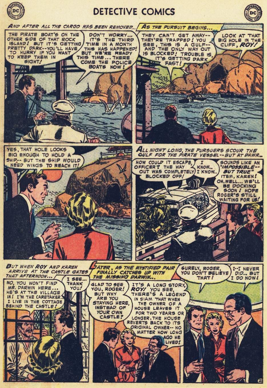 Read online Detective Comics (1937) comic -  Issue #215 - 28