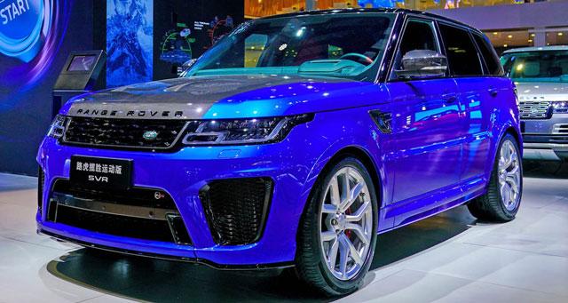 Jaguar Land Rover's future vehicles help combat dangerous germs