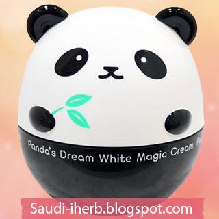 كريم الباندا الكوري لتفتيح الجلد توني مولي