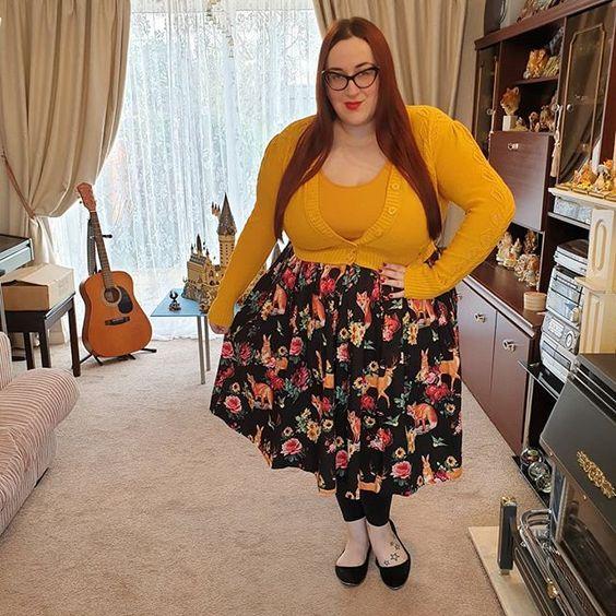 Hell Bunny Hermeline Skirt