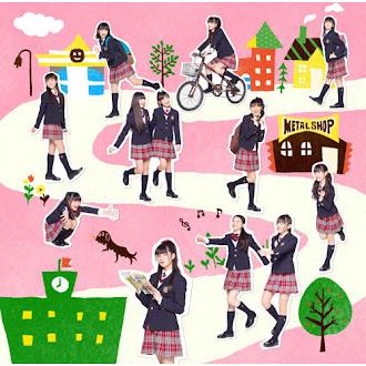 [Lirik+Terjemahan] Sakura Gakuin - Sakura-iro no Avenue (Jalan Berwarna Sakura)