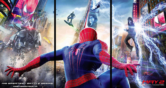 High Def Amazing Spider-Man 2 Trailer #1 Pictures