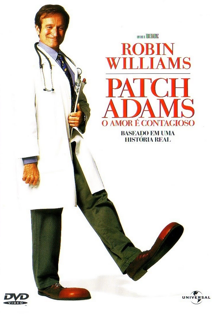 Patch Adams O Amor é Contagioso – Dublado – HD 720p
