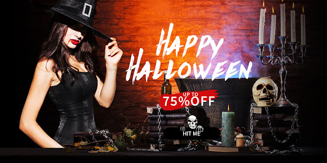 Sammydress Halloween Sale