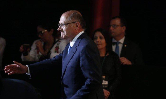 Tasso e Perillo abrem mão de candidatura, e Alckmin aceita ser presidente do PSDB