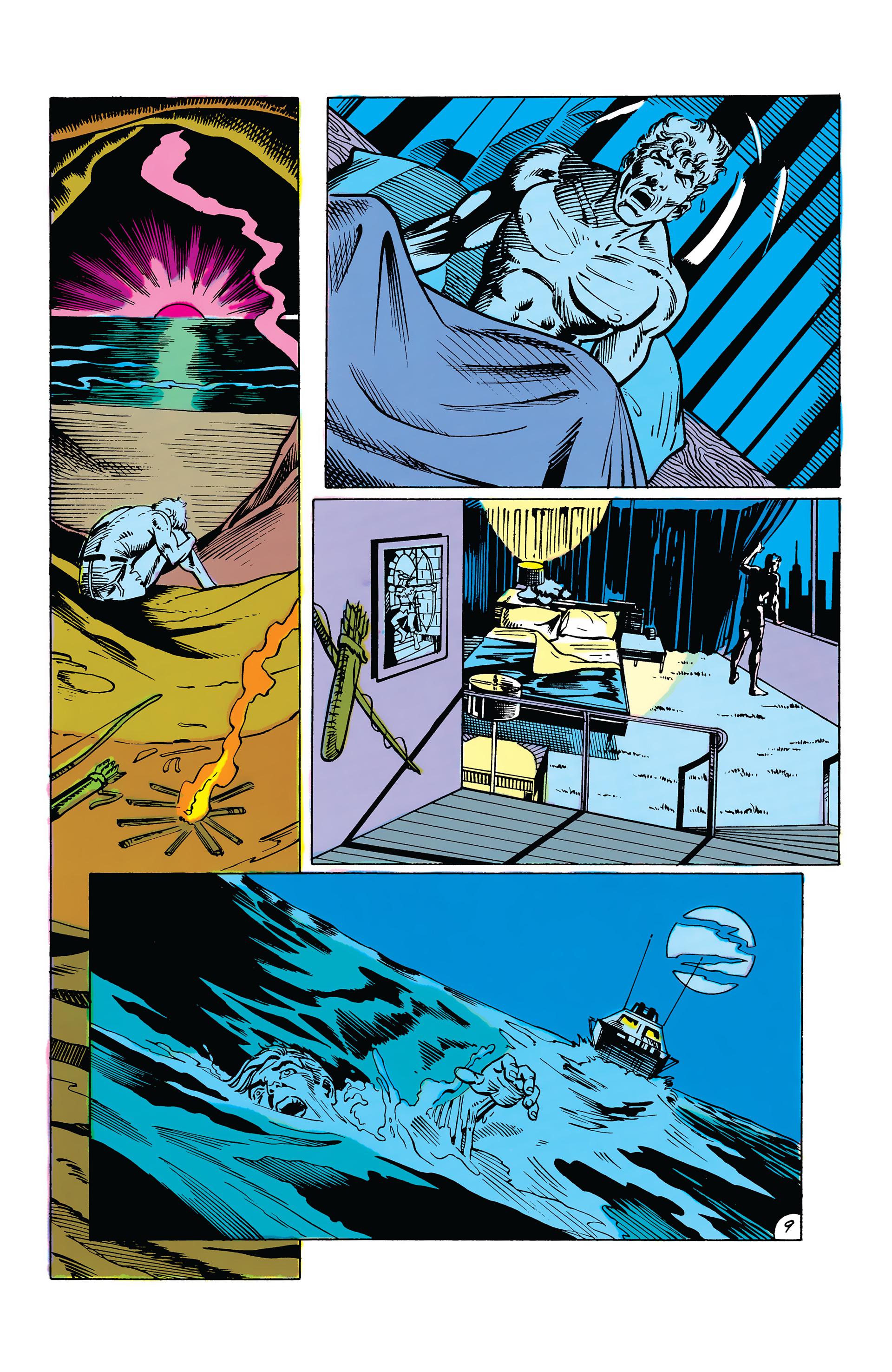 Read online Secret Origins (1986) comic -  Issue #38 - 9