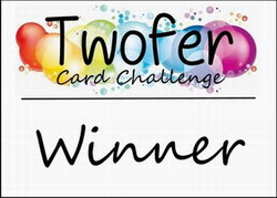 TWOFER CHALLENGE #4 WINNER