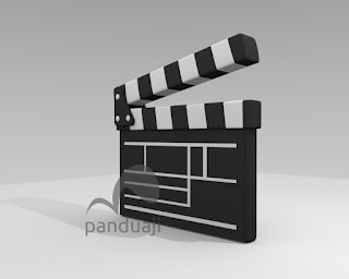 Clapperboard 3D Download