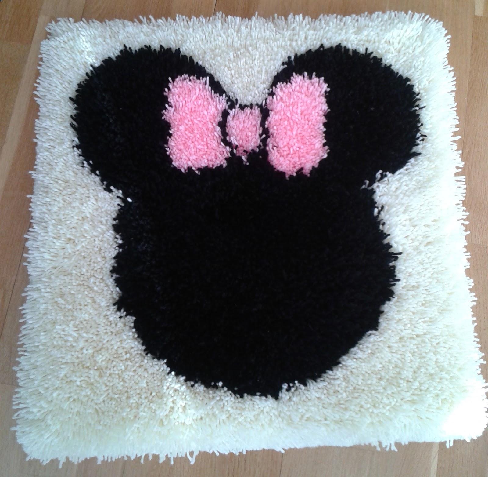El rinc n de elsah minnie mouse alfombra ni a o ni o - Alfombra nina ...