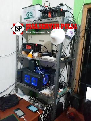 Berbagai Alat-alat Server Pulsa Mudah dan Terjangkau