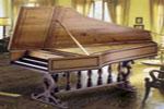 El clavecín, uno de los instrumentos musicales típicos del Barroco
