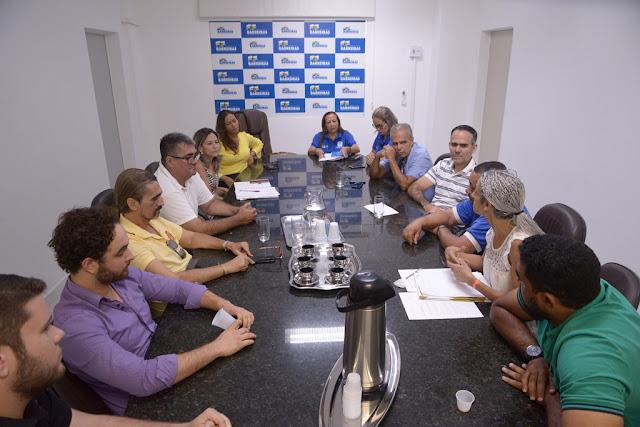 Prefeitura de Barreiras e Blocos de Carnaval iniciam planejamento para a realização do maior carnaval do interior da Bahia, o Barreiras Folia 2019