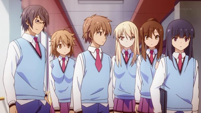 Sakurasou no Pet na Kanojo BD Episode 01-24 BATCH Subtitle Indonesia