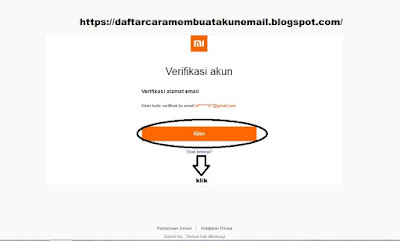 CARA RESET PASSWORD AKUN MI ACCOUNT