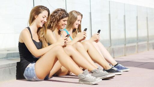 los mejores smartphones android para adolescentes