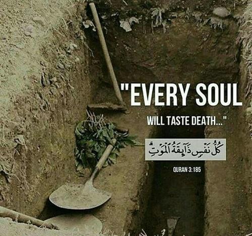 Setiap Yang Bernyawa Pasti Akan Merasai Mati